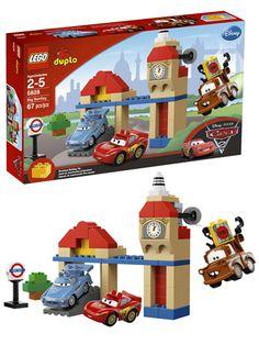 LEGO DUPLO Cars Big Bentley Playset 5828