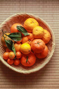 Japanese oranges #aromabotanical
