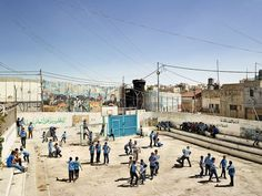 Aida Boys School, Bethlehem, Westjordanland