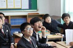 La risa influye en el rendimiento escolar