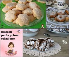 BISCOTTI PER LA PRIMA COLAZIONE  http://blog.giallozafferano.it/langolodicristina/biscotti-per-la-prima-colazione/