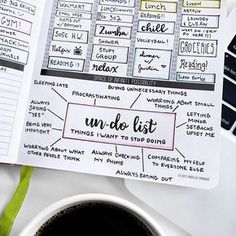 #PLANNERHACK GIVEAWAY! ✨ - Take some time today to create an un-do list AKA a list of all the things that you want to STOP doing. ❌❌❌ Remember to be honest & gentle with yourself because we are not perfect.  - Enter this giveaway by following these 2 EASY steps: 1️⃣Follow @passionplanner 2️⃣Tag 3 friends that would find this planner tip useful! - (3) winners will win a 2017 Compact Timeless Black Passion Planner! Winners we be chosen & announced tmrrw at 12 PM PST. Goodluck!  - #pa
