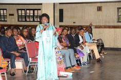 Mrs Adeola Azeez at our July 2013 Summer Summit.Visit our Facebook page to register for #METAMORPHOSIS2