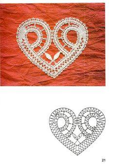 Risultati immagini per klekljanje mjesec i zvezda Hairpin Lace Crochet, Crochet Motifs, Crochet Diagram, Filet Crochet, Irish Crochet, Crochet Shawl, Bobbin Lace Patterns, Bead Loom Patterns, Bruges Lace