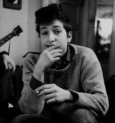 Bob Dylan, 1962