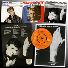 """""""I, I can remember""""  On Friday 23rd September 1977, David Bowie released the title track from his forthcoming album Heroes."""