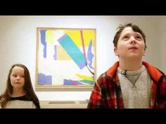 LOVE this Matisse video!!!