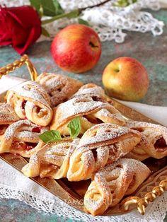 Russian Desserts, Greek Desserts, Russian Recipes, Apple Recipes, Baking Recipes, Dessert Recipes, Tartelette, Saveur, No Cook Meals