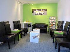 Wartezimmer Frauenarztpraxis Becker auf golocal.de