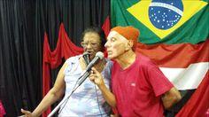 #22 Leontina e Simão CEFA interpretação de 'coral' no Café com Poesia em...