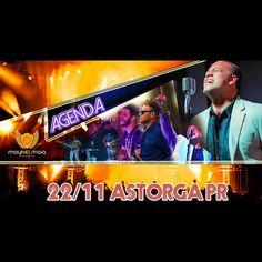 22/11 - Estaremos na Assembléia de Deus de Astorga - Vamos Levantar o Nome do Senhor o Mais Alto que Pudermos