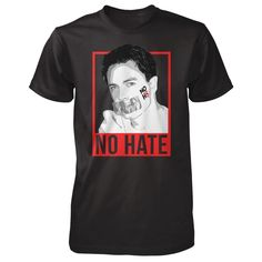 """John Barrowman EXCLUSIVE """"NO H8"""" Merch Get this LIMITED EDITION John Barrowman """"NO H8"""" Merchandise.   Portion of proceeds go to the NOH8 Campaign, advocating equal rights for all!!   Female tee, baseball shirt & sweatshirts available in style drop-down!!   **WORLDWIDE SHIPPING**"""