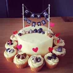 Guinea Pig Cupcakes Made For A Piggy Themed Wedding Each