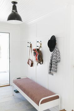 Mudroom by Studio McGee