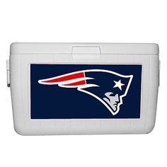 Coleman New England Patriots Cooler
