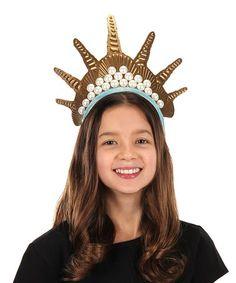 Look what I found on #zulily! Mermaid Queen Crown Headband #zulilyfinds