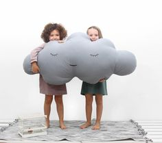 Giant Cloud Pillow
