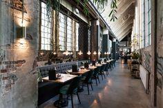 Mr. Sammi bistro bar by De Horeca Fabriek, Roermond – Netherlands » Retail Design Blog