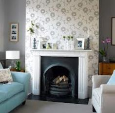 Dulux Feature Wall Google Search Chimeneas Pinterest Dulux - fireplace feature wall designs