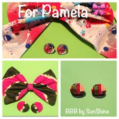$30  Pamela's order is ready! Thanks so much for your purchase! http://buttonsbowsbeyond.bigcartel.com