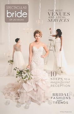 Spectacular Bride's summer edition features cover image photographer, M Place Productions. It may be springtime, but we are ready for summer! The 2017 summer edition of Spectacular Bride Magazine i...