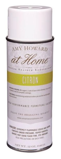 Amy Howard At Home AH927C High Performance Furniture Lacquer Spray Paint