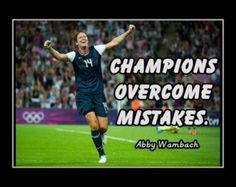 Soccer Poster Alex Morgan-Sydney Leroux Photo Quote by ArleyArt Soccer Player Quotes, Soccer Quotes, Sport Quotes, Soccer Players, Gymnastics Quotes, Sydney Leroux, Abby Wambach, Soccer Motivation, Quotes