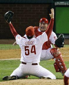 Phillies World Series 2008 (Game 3 & 5)