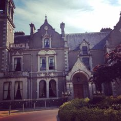 Killashee Hotel, beauty and history all wrapped up together Notre Dame, Mansions, History, House Styles, Building, Travel, Beauty, Decor, Historia