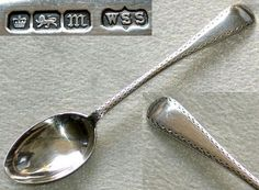 Edwardian 925 Sterling Solid Silver Bright Cut by GalleryAntiques, £30.00