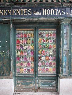 Doorway in Portugal