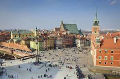 An der Weichsel entlang: Alte Königsstadt Krakau, Sandomierz, Kazimierz Dolny und Warszawa, geführt
