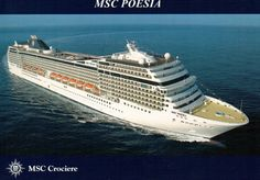 "Be prepared to welcome MSC Cruise Lines to the U.S. this coming November.  Their newest ship, ""The Divina"", was designed around the divine taste of Sophia Loren.  She personally designed her own suite, which you can also enjoy.  On the Divina, allow your senses to lead you to a garden infinity pool with Zen relaxation, floor to ceiling windows and the Aurea Spa.  Experience Europe at its finest on MSC's floating European Hotel with the taste of Italy and the Mediterranean."