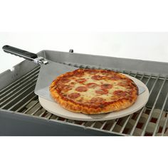 Mr. Bar-B-Q Grill Stone Pizza Kit
