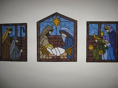 Stained glass pattern http://ozarksquiltz.com/yahoo_site_admin/assets/images/Nativity.289151125_std.JPG