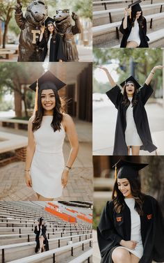 Masters Graduation Pictures Discover Graduation Photo Ideas Senior Graduation Cap Ideas University of Florida Graduate Graduate Graduation Outfit Ideas Sorority Photos Graduation Poses Sorority Poses Girl Graduation Pictures, Graduation Picture Poses, College Graduation Pictures, Graduation Portraits, Graduation Photoshoot, Graduation Photography, Grad Pictures, Grad Pics, Graduation Ideas