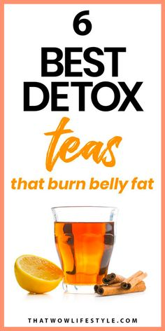 Want a flat belly? Drink the best detox teas and drop those extra belly fats. Click to read how you can lose belly fats with the best detox teas for weight loss. Get a flat stomach without exercises but with the best detoxifying drinks at home #detoxteas #teasforweightloss #weightlosstips #bestdetoxteas Fat Burning Tea, Fat Burning Drinks, Flat Stomach Detox, Flat Belly Drinks, Best Detox, Easy Weight Loss Tips, Weight Loss Journey, Burn Belly Fat Fast, Detox Tea