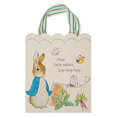 Peter Rabbit Gift bags Beatrix Potter Easter by ASweetCelebration