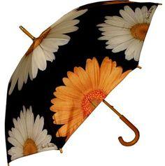 Full Size Harold Feinstein Daisy Chain Umbrella