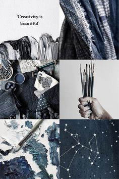 Harry Potter - Ravenclaw Aesthetic 'creativity is beautiful'