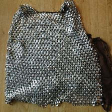 Pop-tab chainmail vest for Oliver