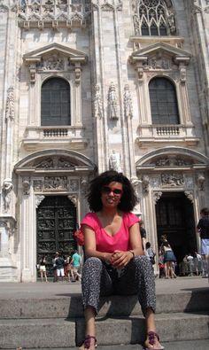 Look do dia: print e pink! | Passaporte do Luxo