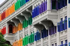 Edifício Old Hill Street Police Station - Singapore http://fuievouvoltar.com