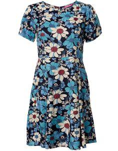 CHRIS klänning multi | Print | Dress | Klänningar | Kläder | INDISKA Shop Online