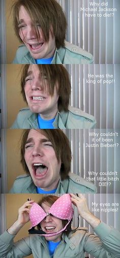 SHANE DAWSON :) -- And this video never fails to make me laugh... XDXDXD