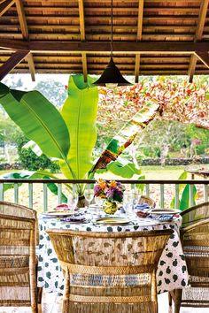 Island life: Chris Blackwell's Jamaican hideaway