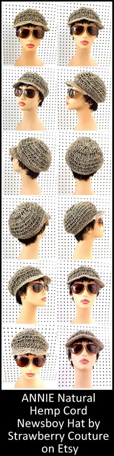 https://www.etsy.com/listing/192966655/hand-crochet-hat-for-womens-hat-natural?ref=shop_home_active_1 ANNIE Crochet Newboy Hat in Natural Hemp Cord $45.00 #strawberrycouture #etsy #newsboy #newsboyhat #newsboycrochethat #newsboyoutfit #cottonhat #hat #brimhat #brimhatcrochet #etsy #etsyshop #etsy.com #handmade #handmadegifts #handmadechristmasgifts #hempcord #hempcordcrafts #natural #naturalhat #crochethats #crochethatsforwomen