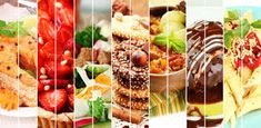 Find Collage Delicious Food Closeup stock images in HD and millions of other royalty-free stock photos, illustrations and vectors in the Shutterstock collection. Chevre Cheese, New Fruit, Mouth Watering Food, The Smoke, Caramel Apples, Places To Eat, Yummy Food, Treats, Stock Photos