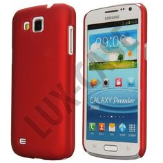 Slim Series (Rød) Samsung Galaxy Premier Deksel