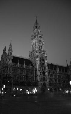 Munich City Hall by Jakob Blazovich on 500px